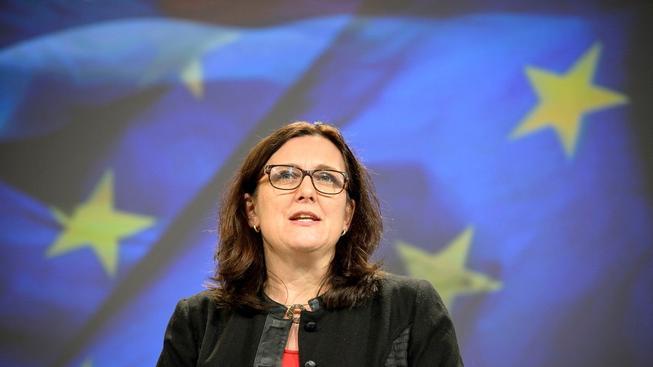 O dohodě s Vietnamem informovala evropská komisařka pro obchod Cecilia Malmströmová