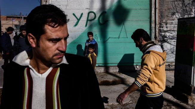 Syrští Kurdové musí řešit kromě bojů i potíže s dvojí administrativou. Ilustrační foto