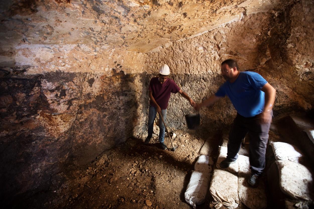 V Jeruzalémě našli archeologové nápisy z Ježíšovy doby