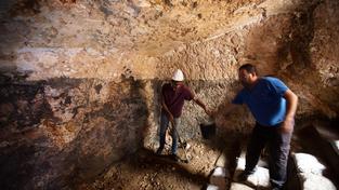 Nápisy na zdech mikví jsou staré 2000 let