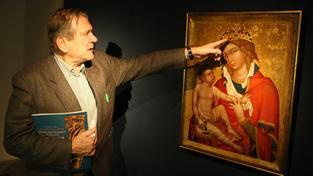 Národní galerie musí slavný obraz Madona z Veveří vydat církvi