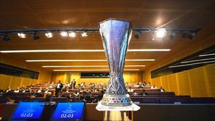 Pohár pro vítěze Evropské ligy nemohl při losování chybět