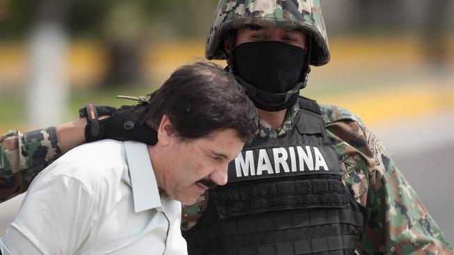Na dopadení Joaquína Guzmána je vypsaná odměna pět milionů dolarů