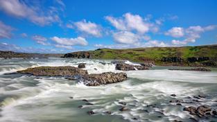 Nejbezpečnější zemí je Island (ilustrační snímek)