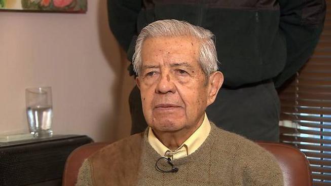 Bývalý šéf chilské tajné policie generál Manuel Contreras
