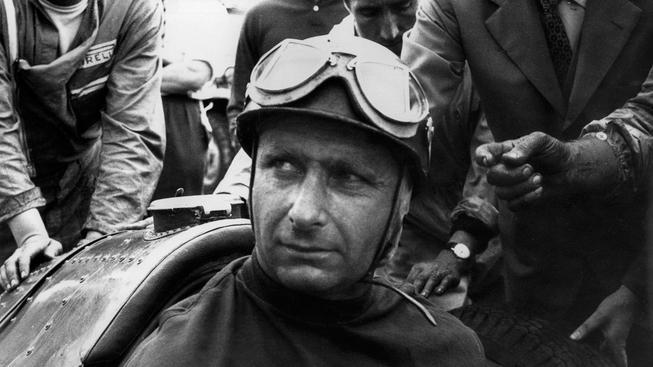 Juan Manuel Fangio v dobách své největší slávy