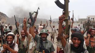 Jemenské vládní síly spustily novou vlnu bojů