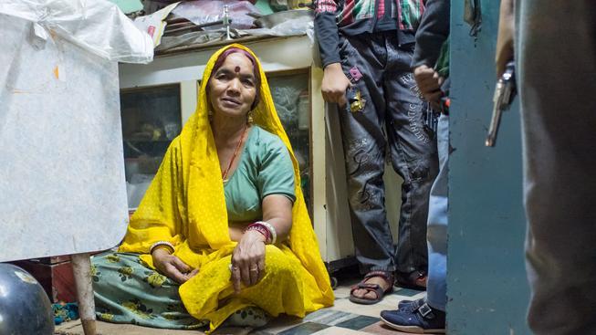 Mnoho indických žen je zabíjeno kvůli podezření z čarodějnictví. Ilustrační foto
