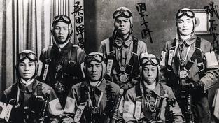 Skupina kamikadze pilotů použitá při útoku na Pearl Harbor