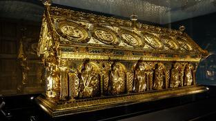Relikviář sv. Maura v Bečově