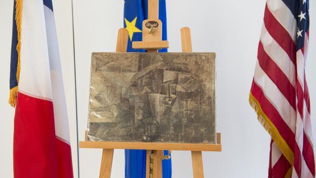 Američané vrátili vzácný Picassův obraz Francouzům