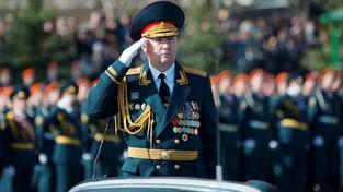 Generál Vladimír Čirkin přišel o svou hodnost a vyznamenání