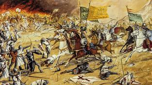 Novodobým Saladinem by se teď rád stál v regionu leckdo. Blízký východ ovšem nyní připomíná spíše časy chaosu před Saladinem