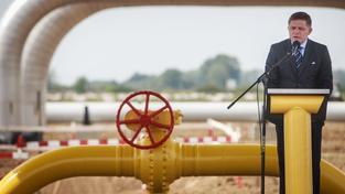 Vláda Roberta Fica chystá zlevnění plynu
