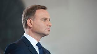 Polský prezident Andrzej Duda se chce podílet na jednáních o míru na východě Ukrajiny