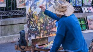 Kreativita je vlastně způsob, jakým vnímáme svět kolem nás. Ilustrační foto