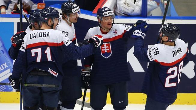 Slovenská hokejová reprezentace má nového trenéra