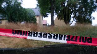 Místo, kde německá policie našla tělo sedmnáctileté dívky