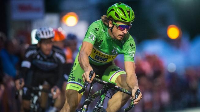 Dočká se Peter Sagan na Vueltě etapového vítězství?