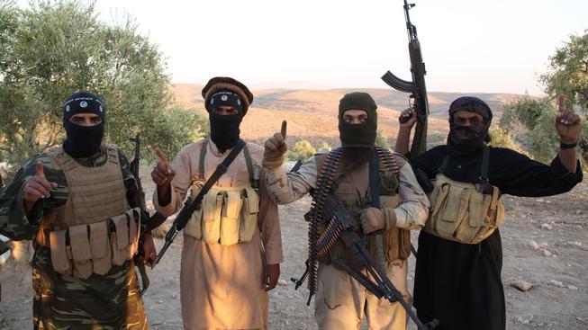 Mezi islamistickými bojovníky v Sýrii a Iráku jsou i němečtí občané. Ilustrační foto