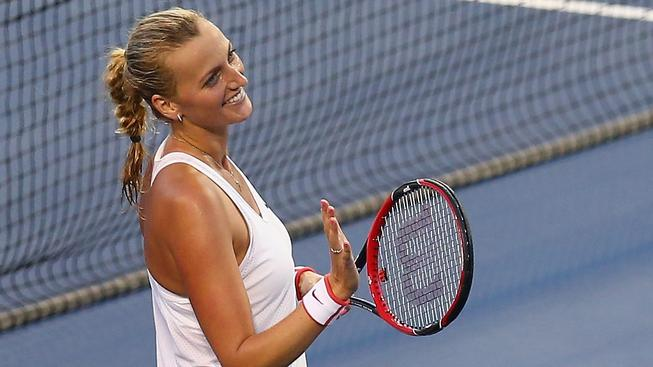 Petra Kvitová si na turnaji v New Havenu zahraje semifinále
