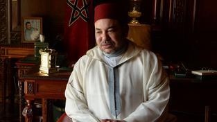 Marocký král Muhammad VI.