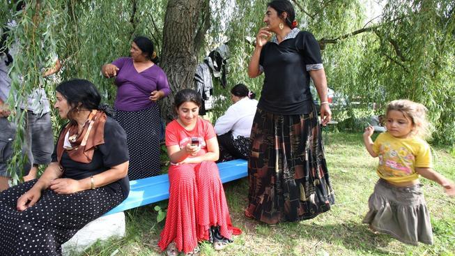 OSN vadí hlavně vysoká nezaměstnanost mezi romskými ženami. Ilustrační foto