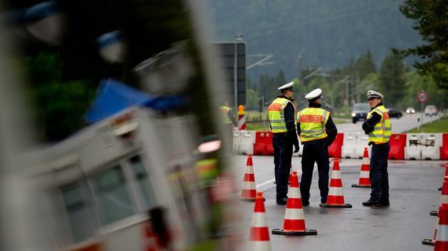 Rakousko kvůli migrantům zpřísnilo kontroly na hranicích (ilustrační snímek)