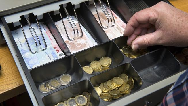Problémy s daňovými úniky a podvody s pokladnami se nevyhýbají ani zadluženému Řecku. Ilustrační foto