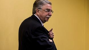 Bývalý místopředseda srbské vlády Nikola Šainović
