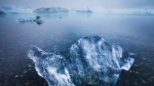 Tání ledovců může někomu přinést solidní zisky. Ilustrační foto