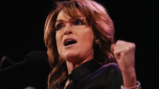 Palinová kritizovala Obamu za plán boje proti změnám klimatu