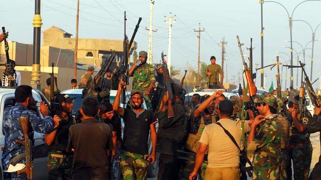 Islamisté bojují v Sýrii pomocí chemických zbraní. Ilustrační foto
