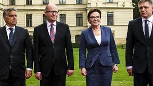Visegrádská skupina by konečně mohla naplnit svůj potenciál, pokud bude dál společně postupovat proti uprchlickým kvótám