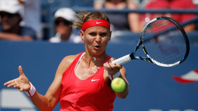 Lucie Šafářová si přes neúspěch na US Open v žebříčku polepšila