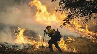 Kalifornii sužují požáry už od minulého týdne