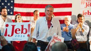 Jeb Bush slibuje nereálná ekonomická opatření