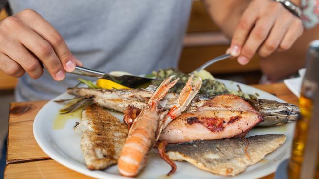 Konzumace ryb podle vědců snižuje riziko vzniku depresí. Ilustrační foto