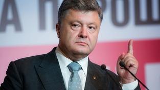 Porošenko podepsal výnos o rozšíření protiruských sankcí