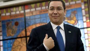 Rumunský premiér je vyšetřován na svobodě