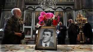 Fotka disidenta Georgie Markova, za jehož vraždou prý stojí bulharská tajná služba