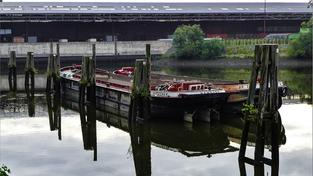 Vltavský přístav v Hamburku