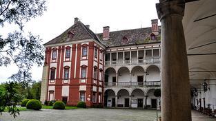 Areál opočenského zámku
