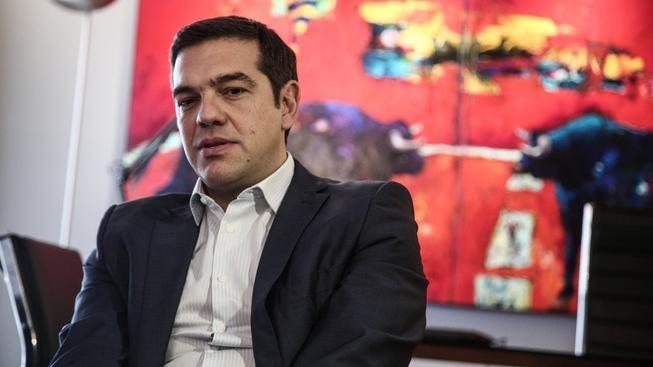 Staronový řecký premiér Alexis Tsipras