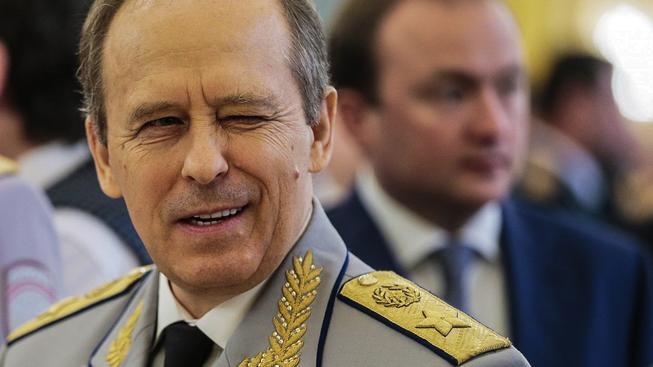 Šéf FSB Alexandr Bortnikov