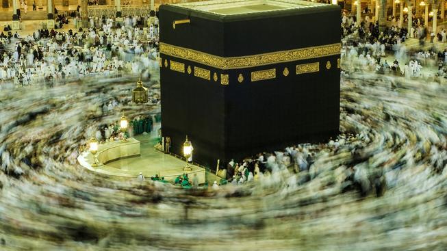 Pouť v Mekce si vyžádala stovky obětí. Ilustrační foto