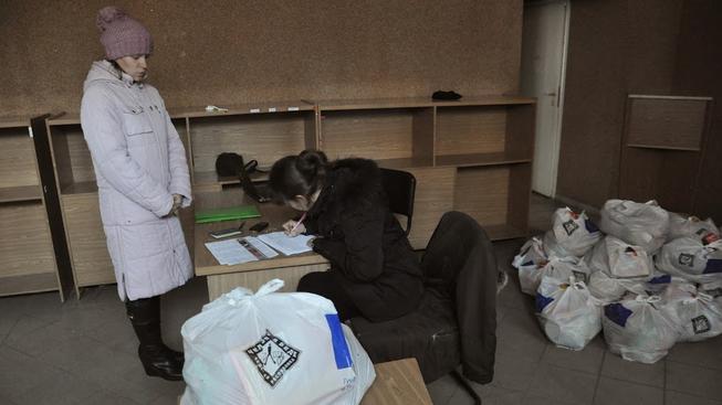 Člověk v tísni přišel o povolení působit v Luhansku