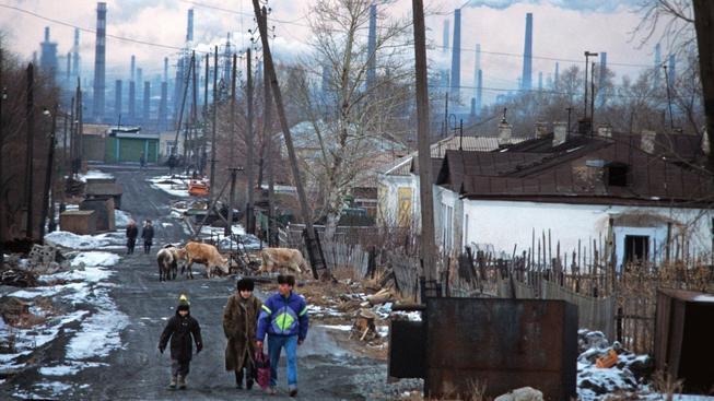 Zhruba 16 procent Rusů žije pod hranicí bídy (ilustrační snímek)