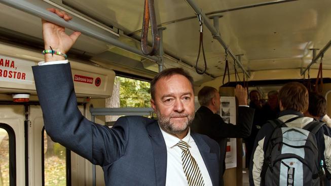 Jaroslav Ďuriš působí jako generální ředitel pražského dopravního podniku od října 2013