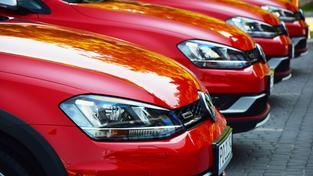 Švýcarsko dočasně zakázalo prodej některých vozů koncernu Volkswagen (ilustrační snímek)